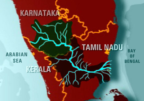 water in tamil